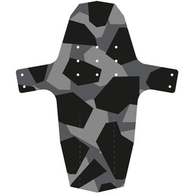 "Hebie Swap - Guardabarros - Front 26-29"" Camouflage Folie gris/negro"